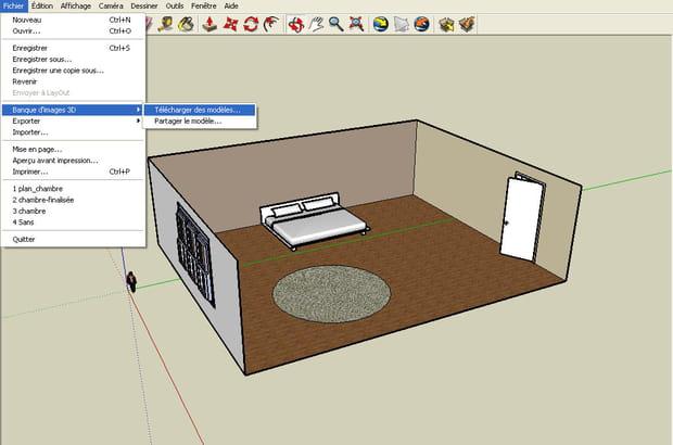 banque d 39 images google 3d. Black Bedroom Furniture Sets. Home Design Ideas