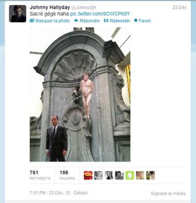 johnny depardieu