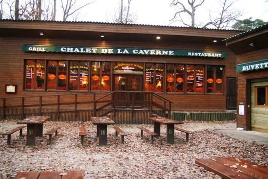 Le Chalet de la Caverne des Brigand  - La salle de restaurant -