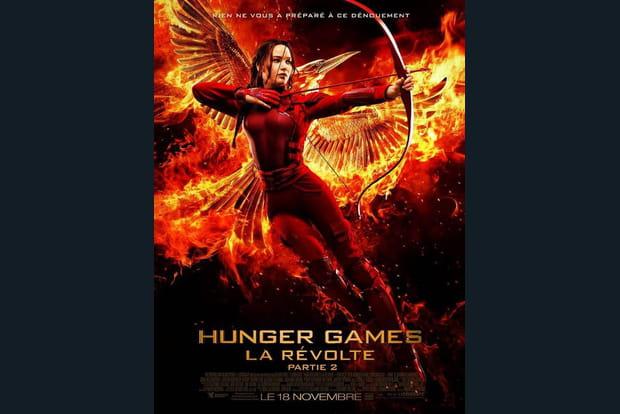Hunger Games 3Partie 2: la Révolte - Photo 1
