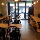 Restaurant : Aldêa  - Salle du restaurant -   © db
