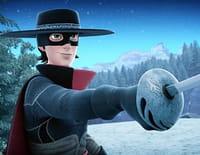 Les chroniques de Zorro : Le passé englouti