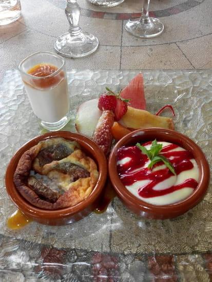 Dessert : Du Côté de Chez Eux