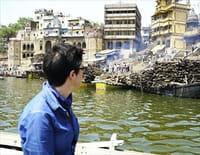 Au fil du Gange : Varanasi, la cité sacrée