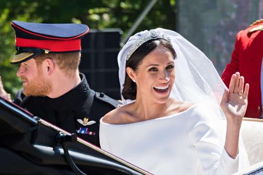 Harry et Meghan Markle : après le mariage, le bébé en 2019?