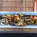 Le Bokal  - Couteaux salsa de tomates -