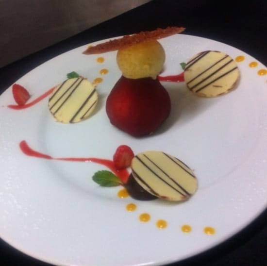 Dessert : Les Mignardises