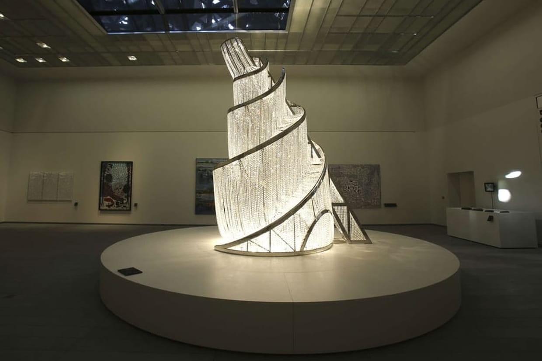 Ouverture de la première antenne du Louvre à Abou Dhabi