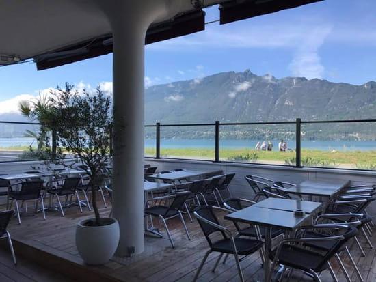 Restaurant : Le Café d'Art-Scène  - terrasse -   © brean