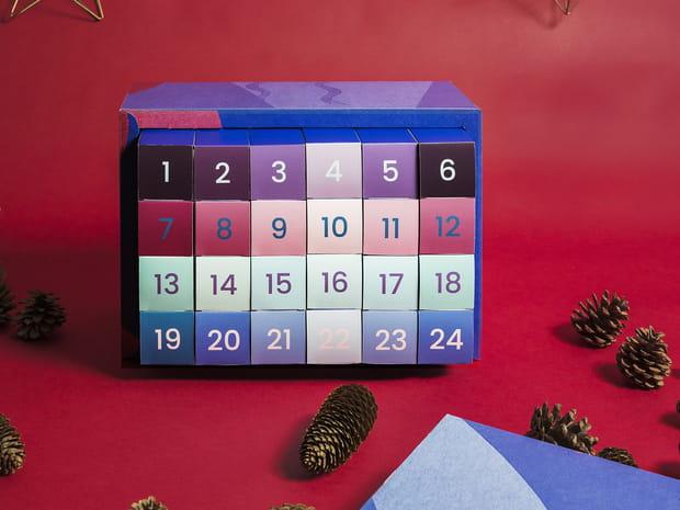 Calendrier de l 39 avent beaut bi re fabriquer faites votre - Modele de calendrier de l avent a fabriquer ...