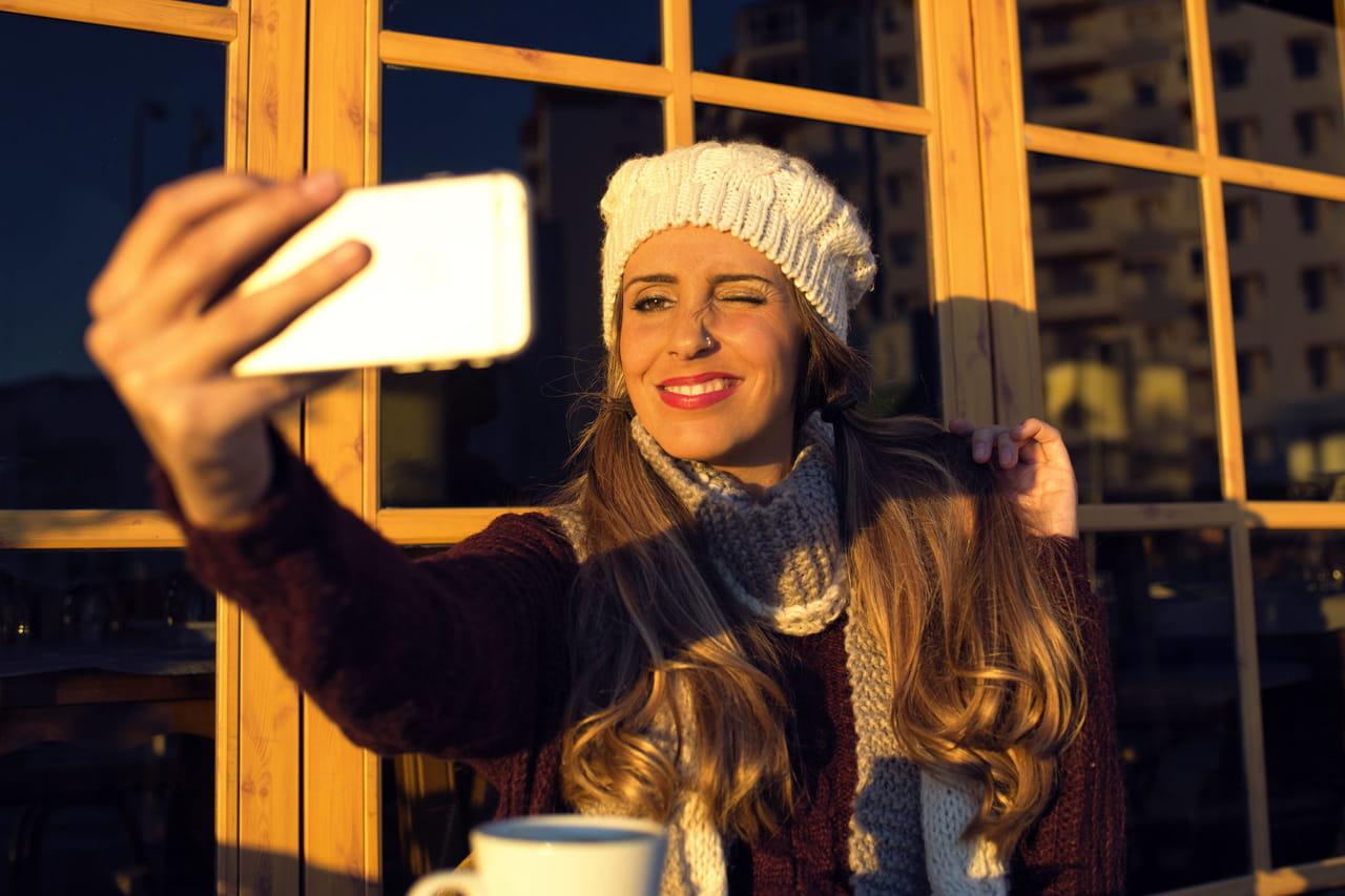 Payer en un selfie est devenu une réalité