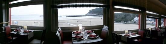 Hotel Restaurant La Plage  - La salle de restaurant -
