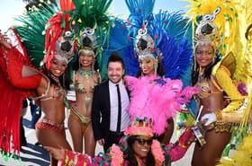 Bataille de fleurs et grosses têtes au programme du Carnaval de Nice