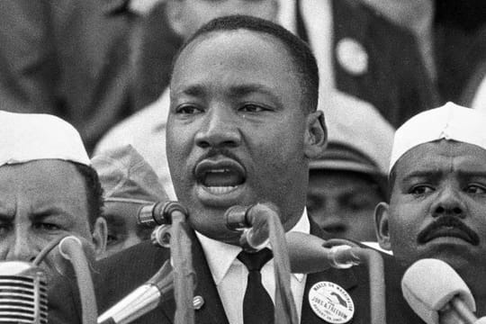 """Martin Luther-King: la biographie de l'auteur du discours """"I have a dream"""""""