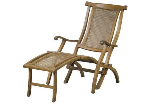 Chaise longue de pont for Recherche chaise longue