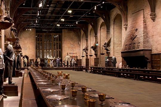 Les coulisses d'Harry Potter à Londres