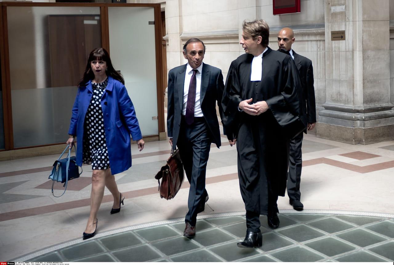 Mylène Chichportich, femme dEric Zemmour: en couple avec le polémiste depuis 39ans