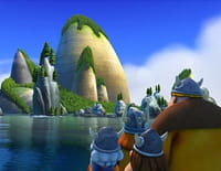 Vic le Viking 3D : Le jugement de Thor
