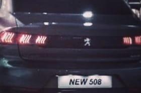 La nouvelle Peugeot 508a fuité!
