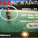 La KAZE  - menu -   © la Kaz