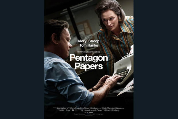 Pentagon Papers - Photo 1