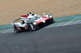 24Heures du Mans: Alonso et Toyota à trois heures d'une première