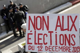 Présidentielle en Algérie: manifestation, abstention monstre... A quoi s'attendre?