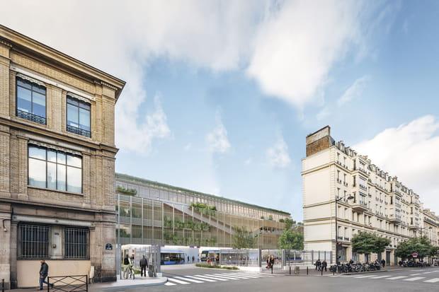 A quoi ressemblera la future gare du Nord?