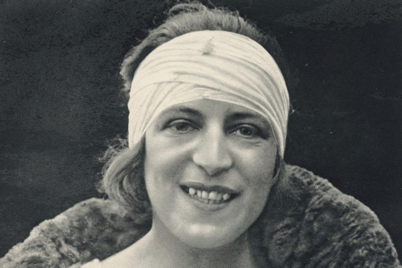 était Suzanne Lenglen La folle histoire de la joueuse fran§aise