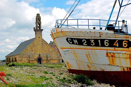 Cimetière de bateaux de Camaret-sur-Mer