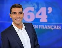 64', le monde en français, 1re partie : La Une francophone : le Festival International du Film Francophone à Namur