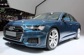 La nouvelle Audi A6en images