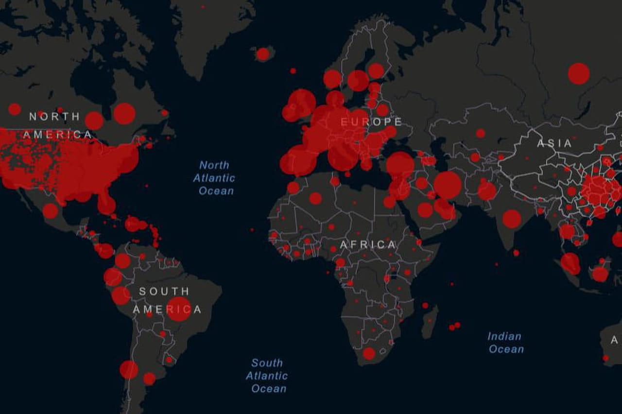 Coronavirus en Italie, Espagne, Allemagne... Le bilan dans le monde du Covid-19et carte en temps réel