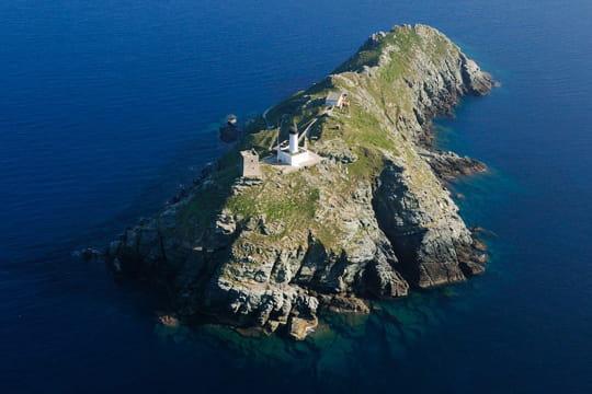 L'île de Giraglia