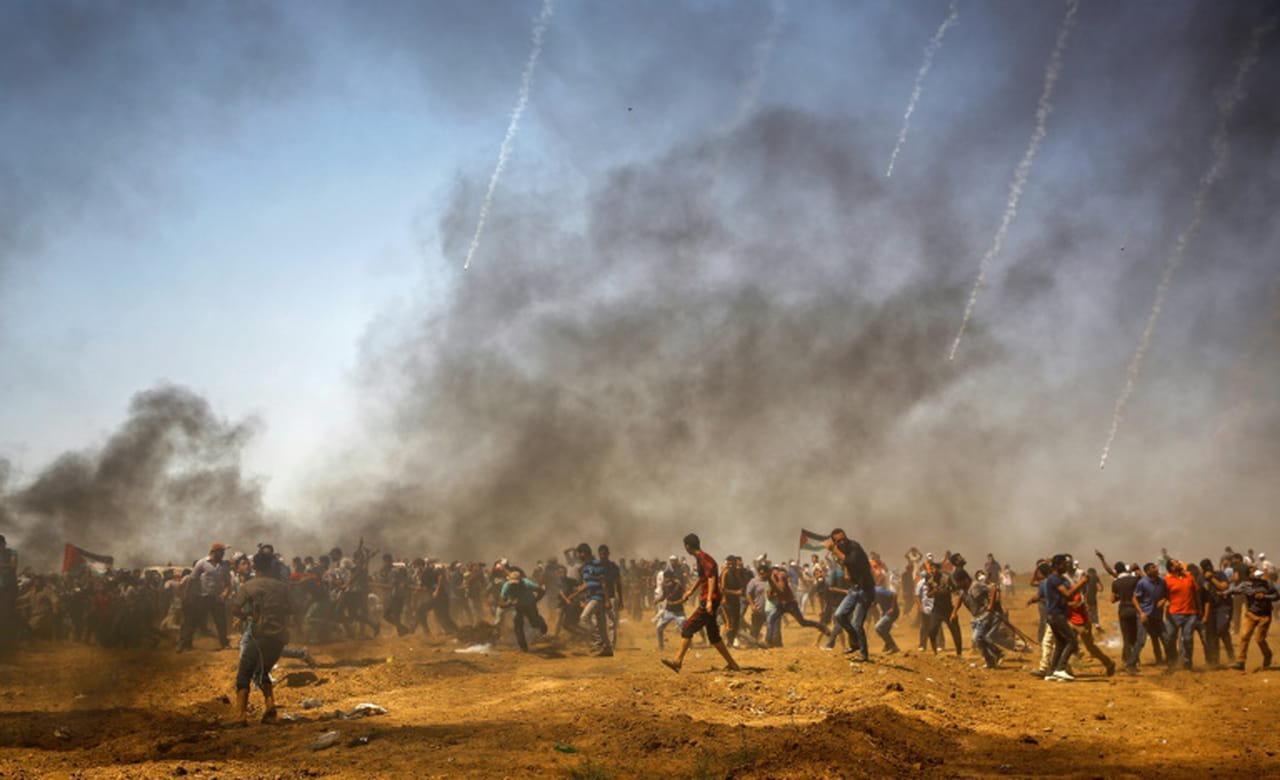 Gaza: plus de 13.000blessés par des tirs israéliens, selon la Croix-Rouge