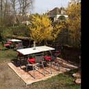 Restaurant : Nature' L  - Le jardin -
