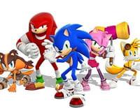 Sonic Boom : Moustache party