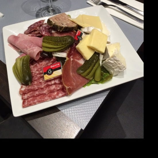 Fromage : Le Zinc  - Plancha mixte  -