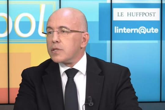 """Eric Ciotti: """"Sur les sujets de sécurité, Macron est très faible"""""""