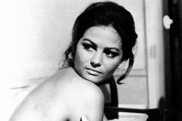 Claudia Cardinale en 1965dans Sandra