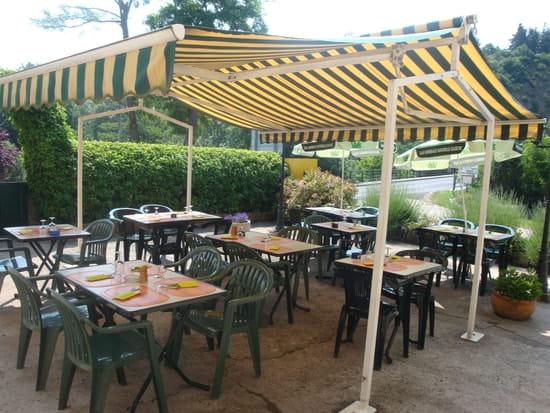 Auberge de L'Ance  - terrasse -