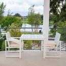 Le Globe  - Terrasse du restaurant vue sur le lac -   © Lionel Faliu. Photographe