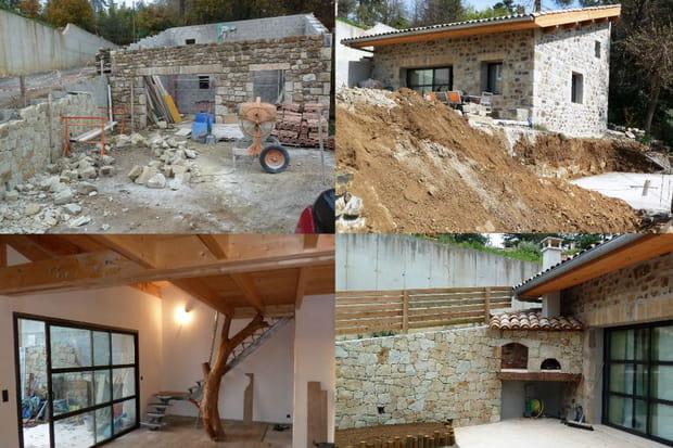 Construction d 39 une petite maison ard choise for Petite maison construction