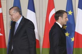 Turquie: la France hostile à l'intervention en Syrie, le foot s'en mêle