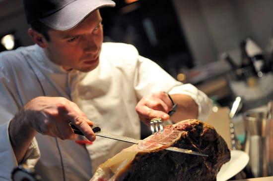 Restaurant : L'Atelier de Jacques  - Découpe en salle -   © ERISAY