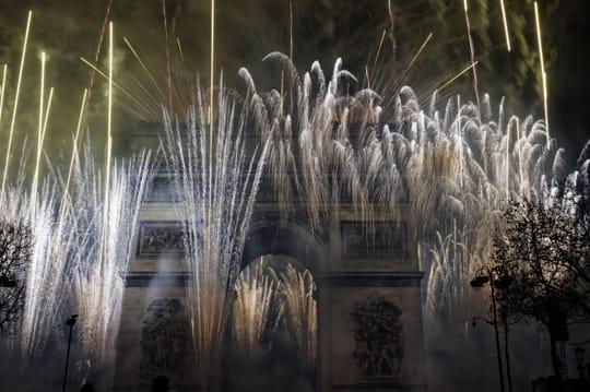 Feu d'artifice: le programme du Nouvel An 2020à Paris et en province