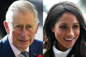 Mariage royal: le prince Charles conduira Meghan Markle à l'autel