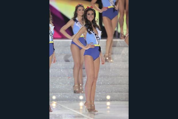 Miss Côte d'Azur 2013 en Blanche Neige