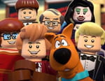 Lego Scooby-Doo : le fantôme d'Hollywood *2016
