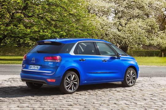 Citroën C4 Picasso restylé : la nouvelle version dévoilée